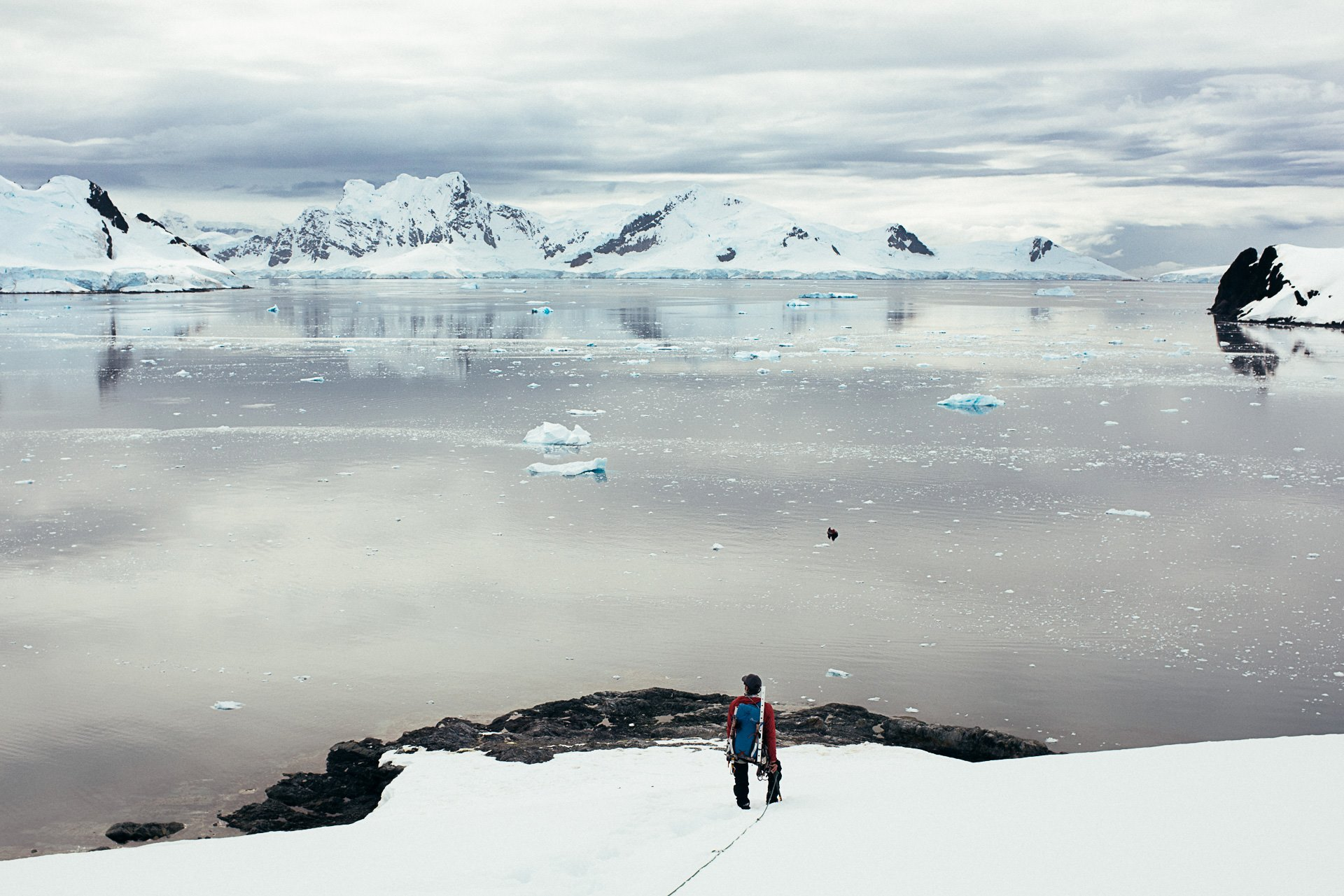 Joe Michael Antartica 2