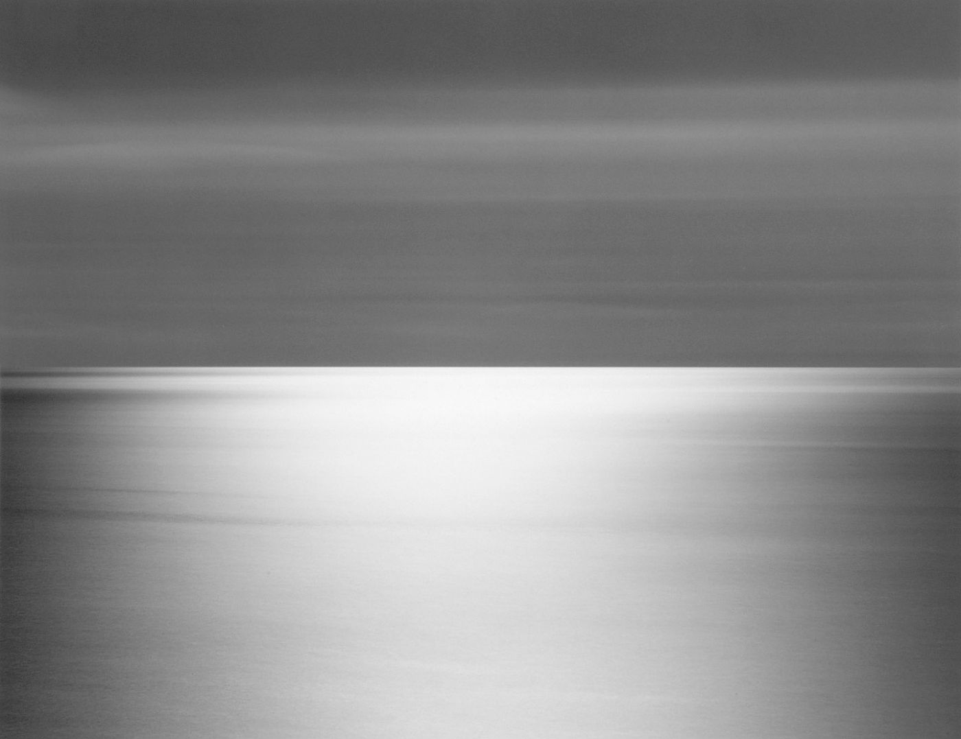 Hiroshi Sugimoto Seascapes Panthalassa