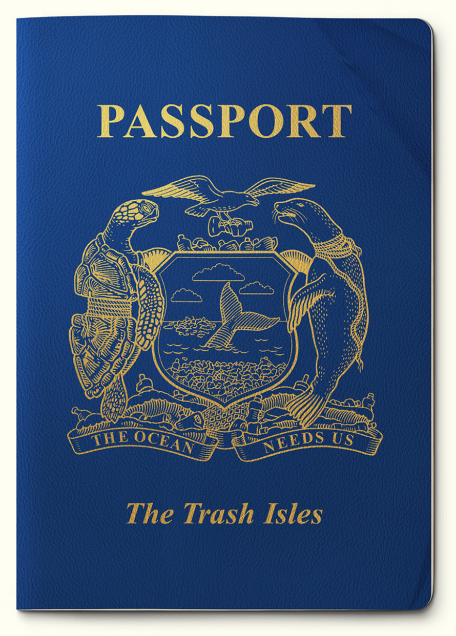 Trash Isles -Passport01